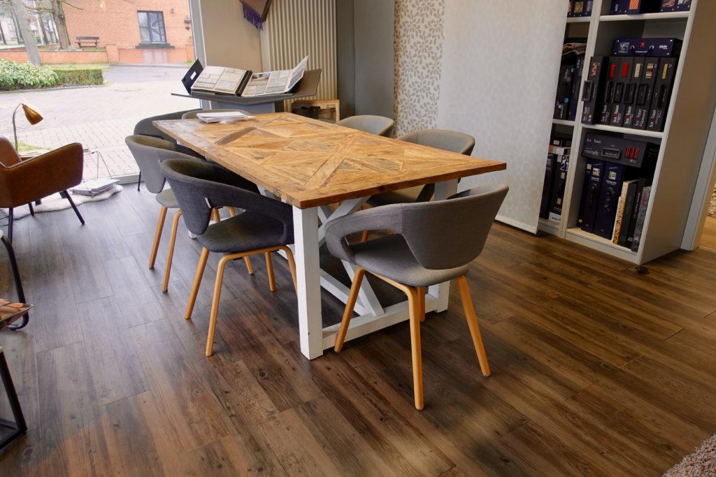 Möbelkarte Stühle